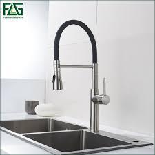 2017 unique design kitchen faucet brass nickel kitchen taps rotate