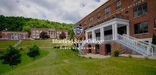 home bluefield state college