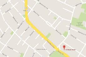 Copley Square Boston Map by Bldup 212 Stuart Street