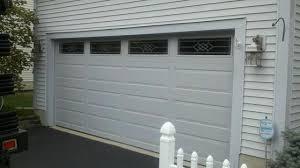 Garage Door Interior Panels Garage Door Panel With Windows Home Interior Design