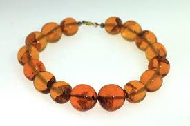 amber beads bracelet images Old vintage amber round beads bracelet 50 39 s jpg