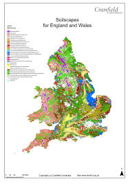 Map Of Wales And England by Soilscapes For England And Wales Soilscapes Uk Soil