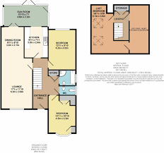 Chalet Bungalow Floor Plans Uk 3 Bedroom Chalet For Sale In 7 Parkway Drive Queens Park