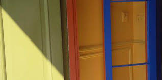 painting door frames how to paint wood door frames in two colors