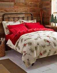 cardinal flannel bedding collection hudson s bay
