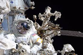 watch live friday nasa astronauts taking spacewalk at iss