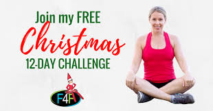 12 days of christmas fitness workout fit4females