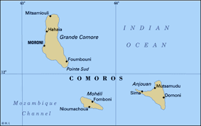 map comoros worldpress org comoros profile