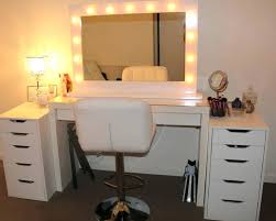 big vanity mirror with lights large magnifying makeup mirror with lights best long ideas on wall