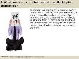 chaplain jobs top 10 hospice chaplain interview questions and answers