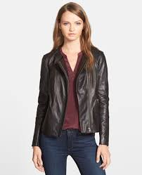 women leather fashion jackets