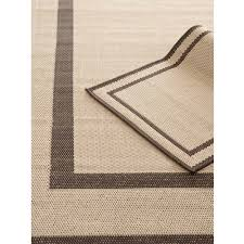 Camping Outdoor Rugs by Safavieh Courtyard Andrea Power Loomed 6 U00276