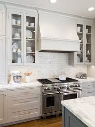 gray owl painted kitchen cabinets 12 beautiful gray kitchen cabinets interiors by color