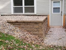 decorating chic versa lok retaining wall for exterior design ideas
