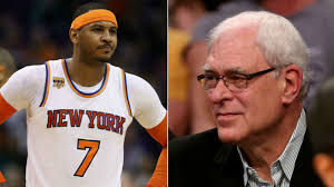 Carmelo Anthony Bench Press Carmelo Anthony Posts Perfect Response To Phil Jackson U0027s Comments