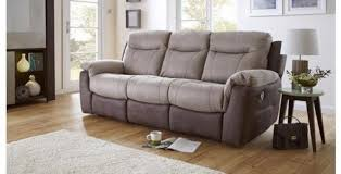 Dfs Furniture Armchairs Dfs Fabric Logan Arizona Recliner 3 Seater Sofa And Armchair In