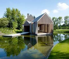Lake Cottage House Plans Modern Lake House Plans