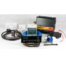 complete campervan motorhome electrical conversion wiring kit 12v 240v