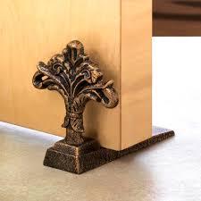 accessories comely cast iron decorative door stops photo album
