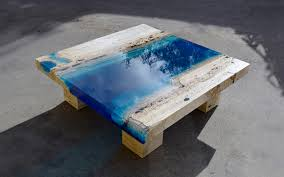 coffee table how to make resin concrete abyss table cost duffy