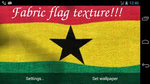 Spin Flag 3d Ghana Flag Live Wallpaper Android Apps On Google Play