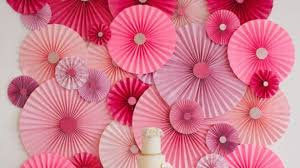 paper backdrops amazing party wall decorations con site