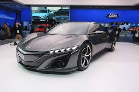 all new acura nsx to be built in new ohio facility from 2015