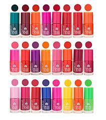 buy aroma care long lasting nail polish combo sets of 24 at