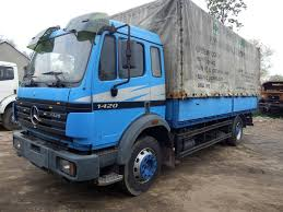mercedes trucks for sale in usa used mercedes 1420 sk curtain side trucks year