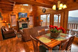 heavenly inspired 1 bedroom cabin hearthside at the preserve