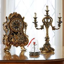 where to buy beauty and the beast u0027s clock and candelabra
