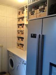 ikea hack mudroom bijkeuken knagglig ikea u0026binnen pantry pinterest laundry