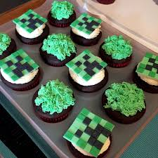minecraft cupcake ideas page 82 of january 2018 archives on cakes