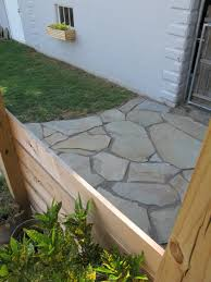 Building Flagstone Patio The 12 Hour Diy Flagstone Patio Merrypad