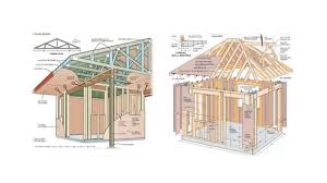 step by step diy shed plans how to build a shed by yourself in a
