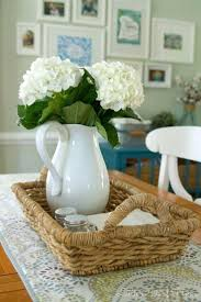 Dining Room Flower Arrangements Adorable Simple Dining Room Table Floral Arrangements Rations