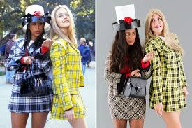 6 diy halloween costumes inspired by your favorite u002790s bffs