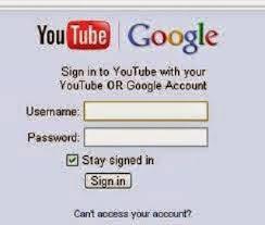membuat akun youtube di hp buat akun youtube cara daftar youtube lewat hp cara upload youtube