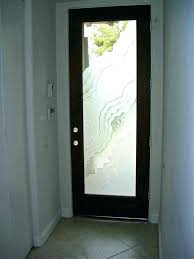 Window Inserts For Exterior Doors Exterior Door Glass Inserts Exterior Door Glass Inserts Calgary