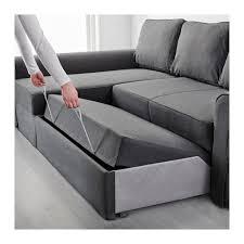 ikea de sofa backabro bettsofa recamiere tygelsjö beige ikea