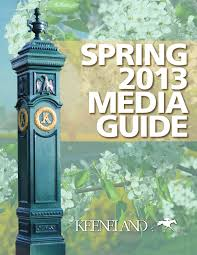 jm lexus augusta ga keeneland spring 2013 media guide by keeneland issuu