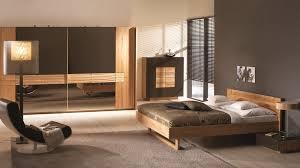 chambre à coucher chêtre le lit design en chêne riviera