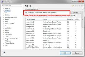 android sdk eclipse android sdk installation