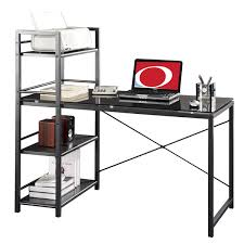 Computer Desk And Bookcase Combination Desk Elegant In Addition To Interesting With Bookcase Pertaining
