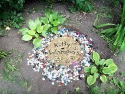 pet memorial garden stones stepping pet memorials heart breaks pet
