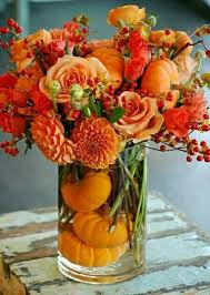 autumn flowers insert autumn flowers as table decoration or home great exles