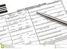form template insurance reimbursement form insurance