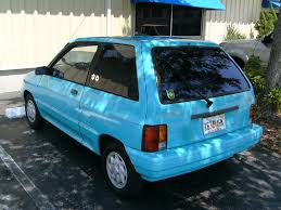 curbside outtake 1992 ford festiva is it classic worthy