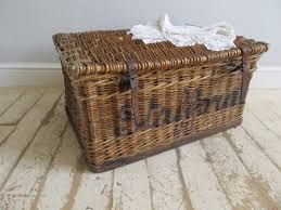 Antique Laundry Room Decor by Laundry Room Superb Retro Laundry Baskets Vintage Wicker Laundry