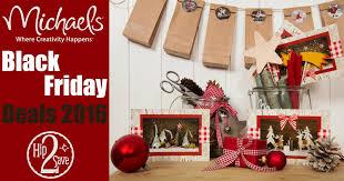 best black friday deals 016 michael u0027s 2016 black friday deals u2013 hip2save